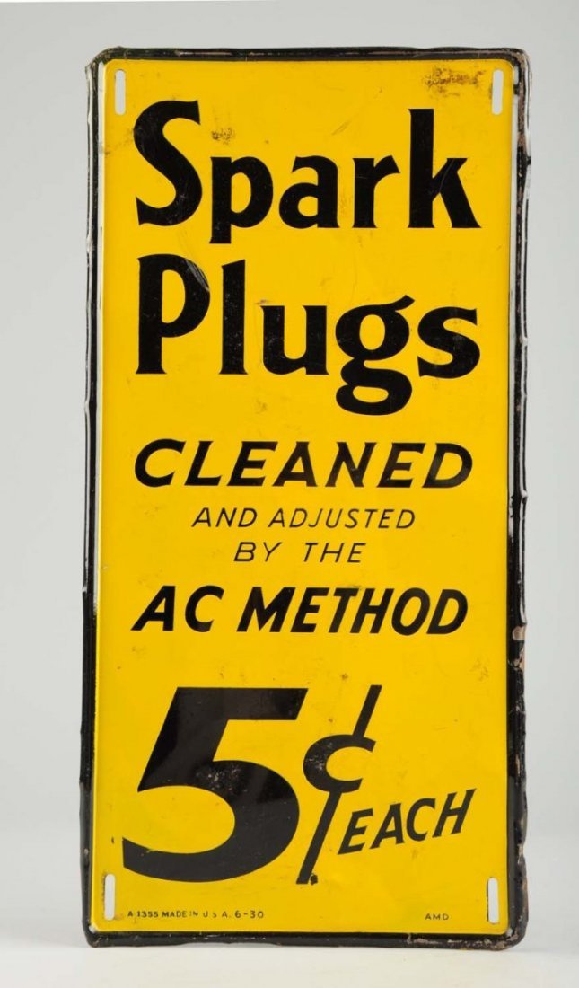 Spark Plugs Cleaned AC Method 5 Cents.