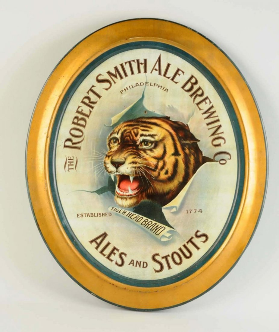 The Robert Smith Ale Brewing Co. Sign.