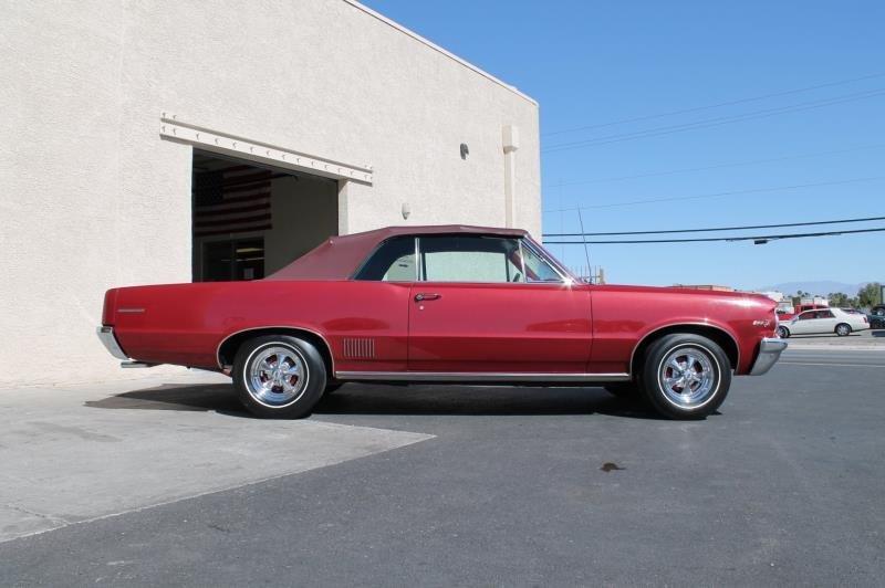 1964 Pontiac Tempest Convertible