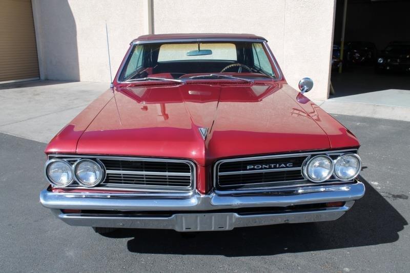 1964 Pontiac Tempest Convertible - 2