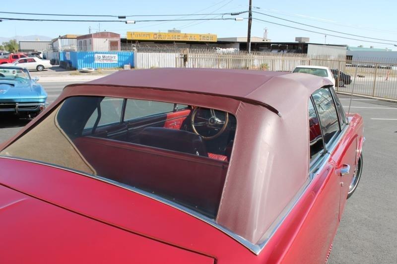 1964 Pontiac Tempest Convertible - 3