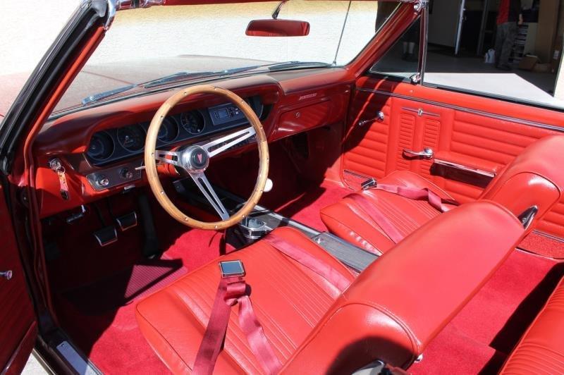 1964 Pontiac Tempest Convertible - 7