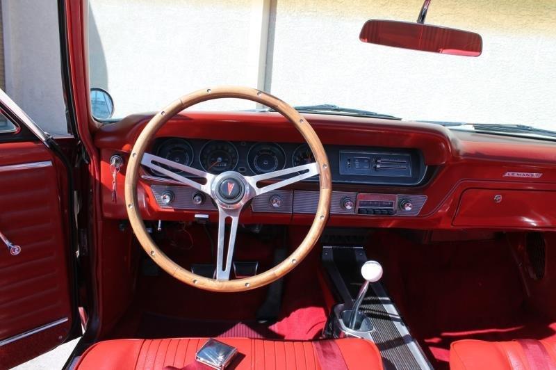1964 Pontiac Tempest Convertible - 8