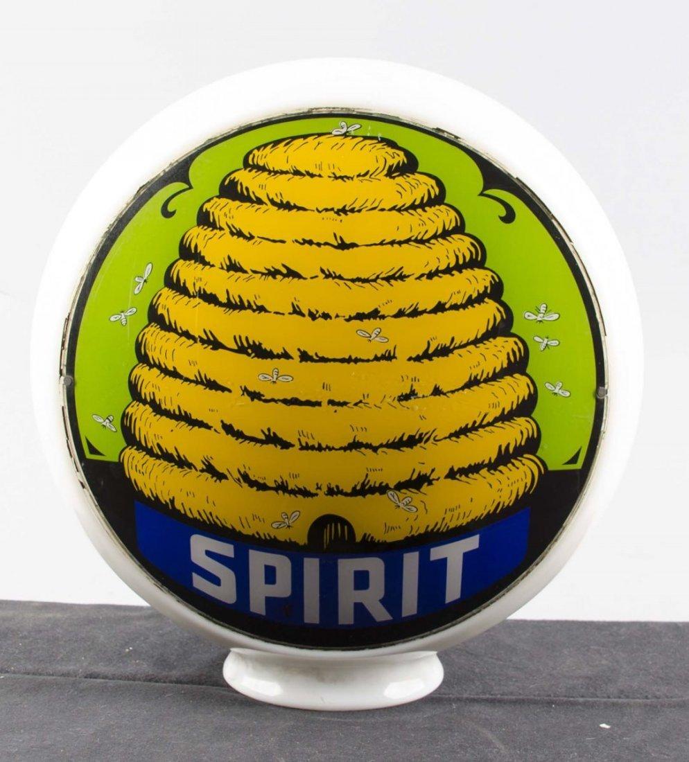 Super Rare Spirit with Bee Hive Graphics