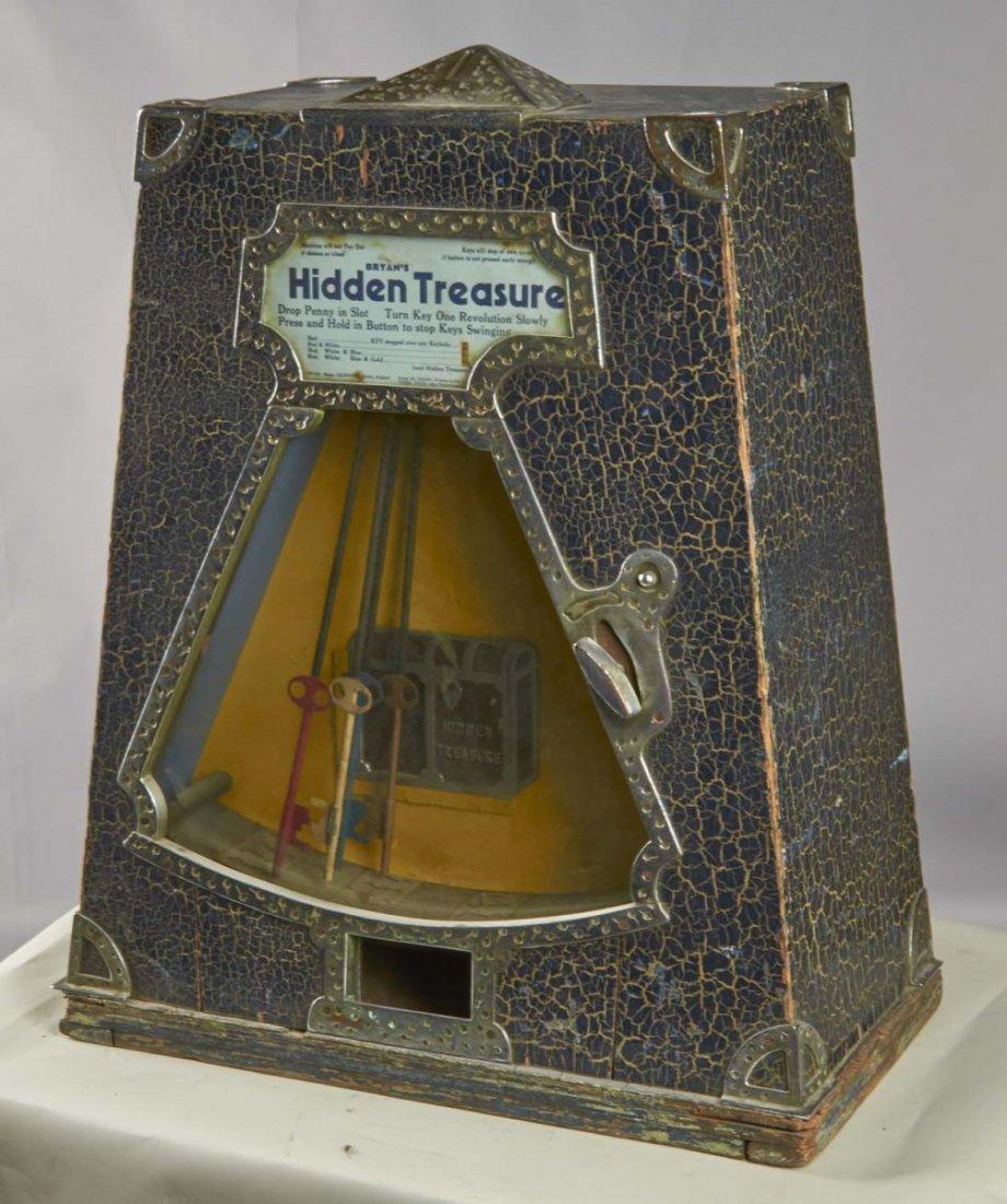 1 ¢ Bryan's Hidden Treasure Arcade Machine
