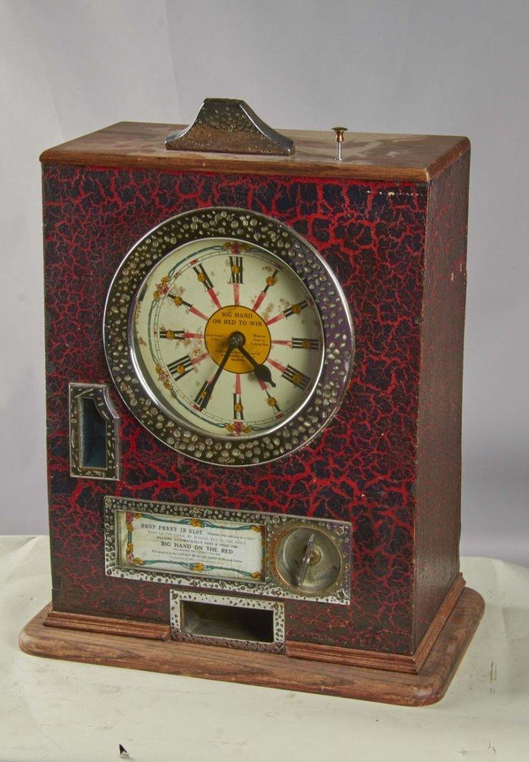 1 ¢ Bryans Spinning Clock Gambling Game