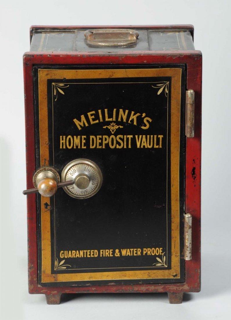 Meilink's Home Deposit Vault Floor Safe