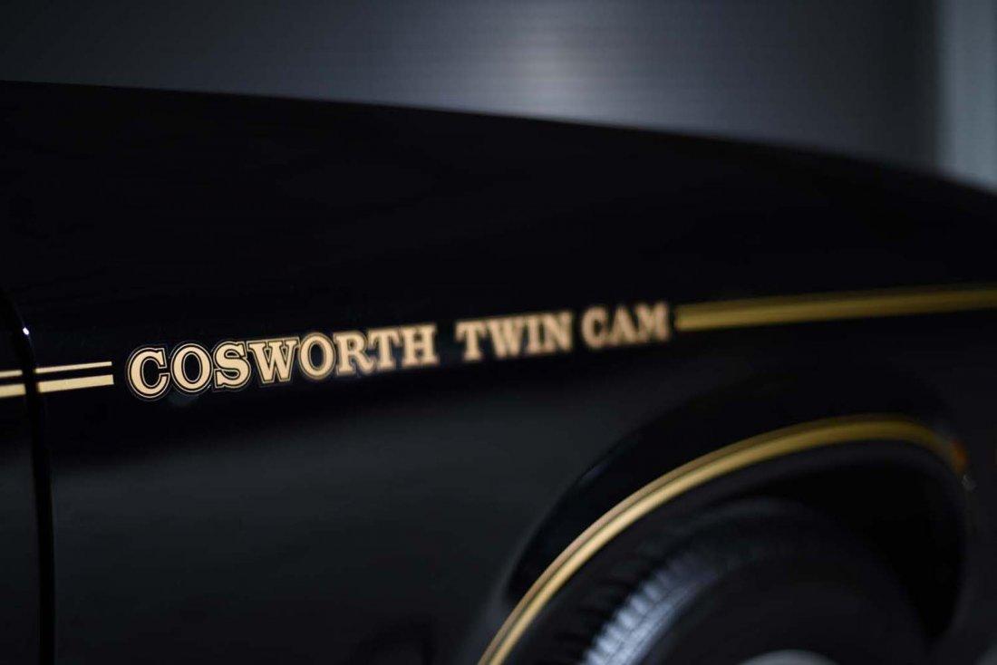 1975 Chevrolet Cosworth Vega. - 8