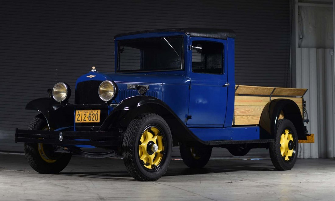1928 Dodge Brothers Series F 1.5 Ton Express.