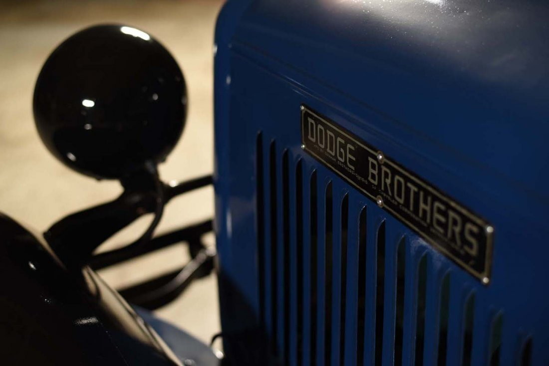 1928 Dodge Brothers Series F 1.5 Ton Express. - 5