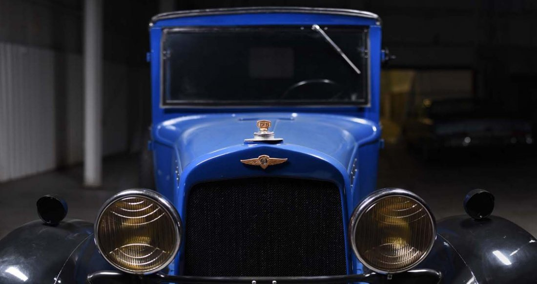 1928 Dodge Brothers Series F 1.5 Ton Express. - 6