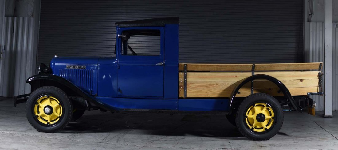 1928 Dodge Brothers Series F 1.5 Ton Express. - 7