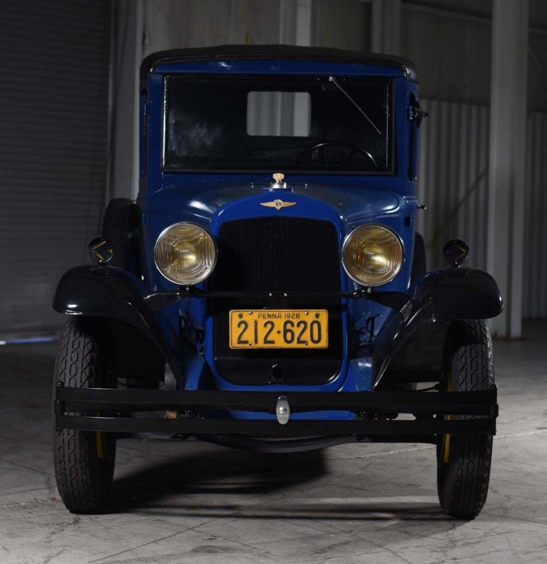 1928 Dodge Brothers Series F 1.5 Ton Express. - 8