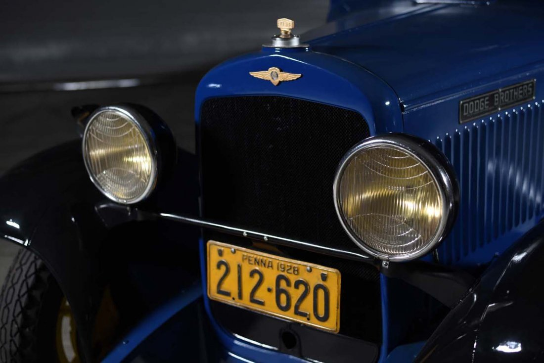 1928 Dodge Brothers Series F 1.5 Ton Express. - 9