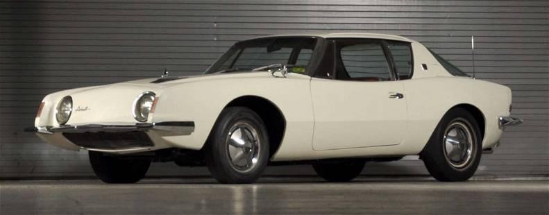 1964 Studebaker Avanti.