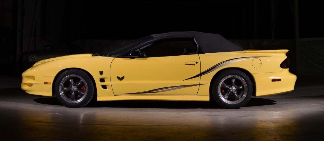 2002 Collector's Edition Trans Am Blackbird. - 2