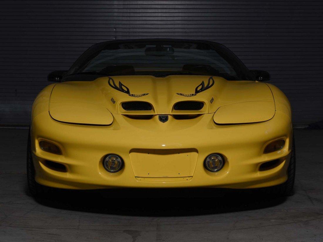 2002 Collector's Edition Trans Am Blackbird. - 3