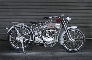 1915 Harley Davidson 11F V-Twin.