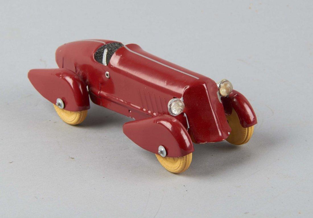 Pressed Steel Wyandotte Racer