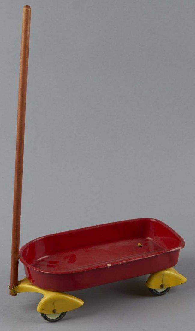 Small Metalcraft Mini Scamp Toy Wagon