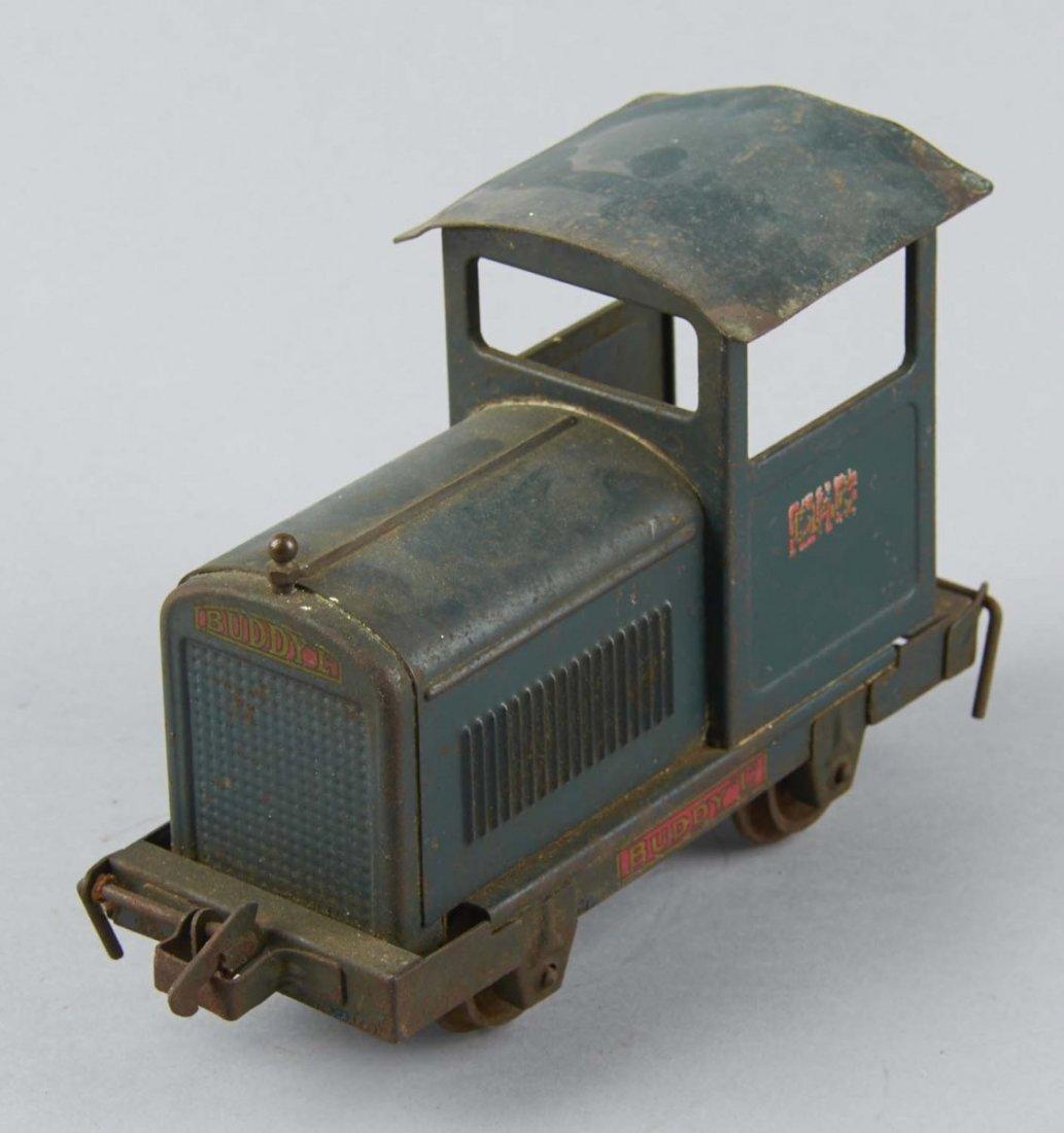 Pressed Steel Buddy L Mining Train Engine