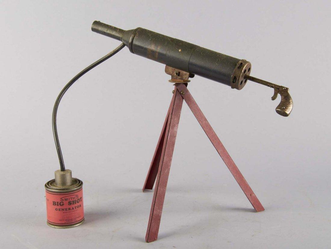 Smith's Carbide Big Shot Automatic Machine Gun