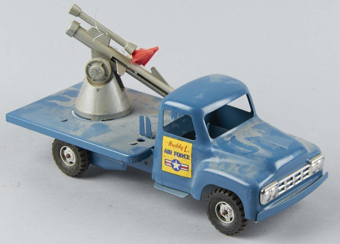 Pressed Steel Buddy L Air Force Missile Launcher