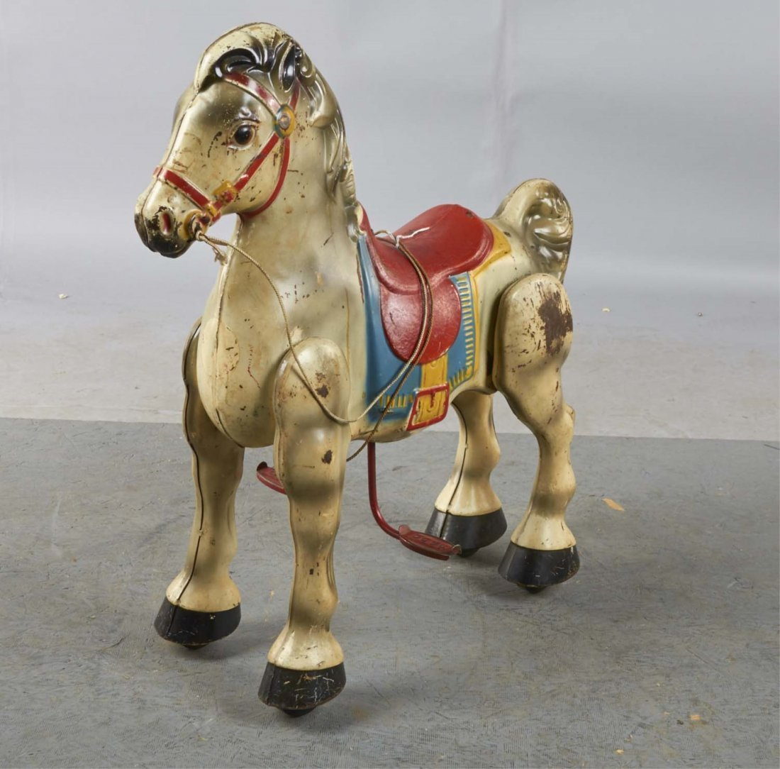Mobo Bronco Child's Riding Horse Toy