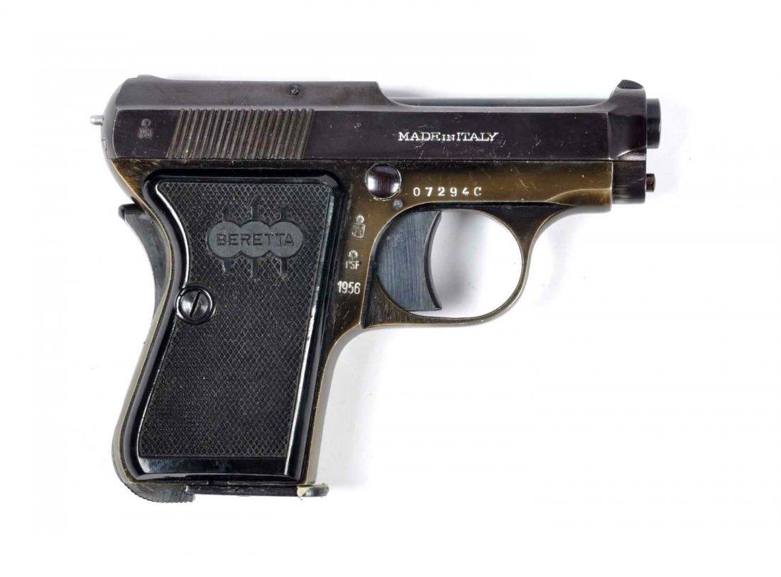 **Beretta Model 1956 Semi-Auto Pocket Pistol