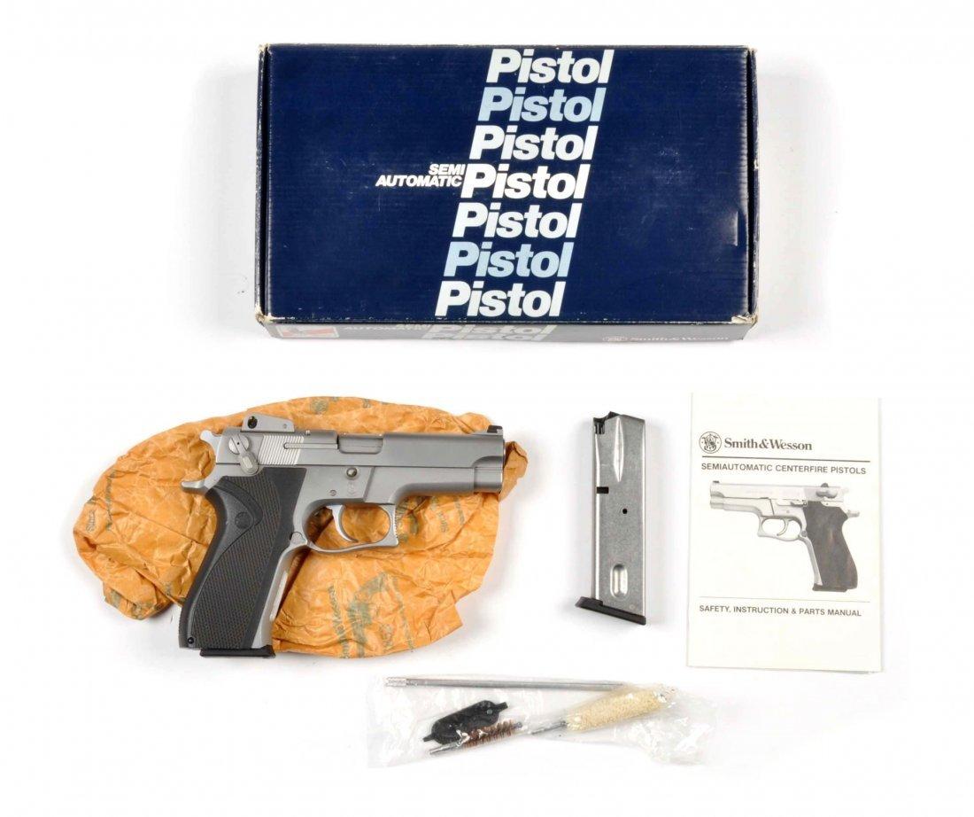 **Boxed S&W Model 5906 Pistol.