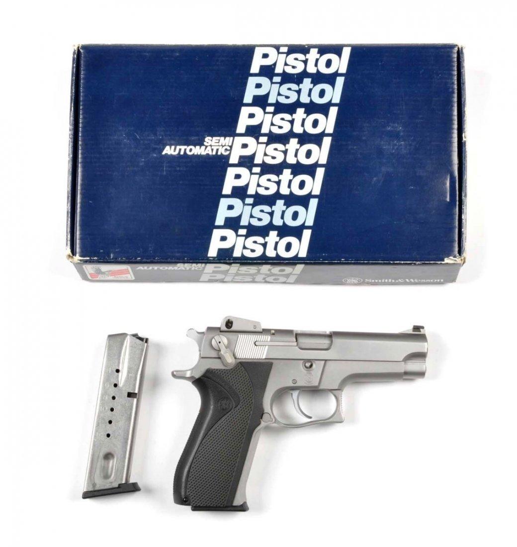 **Boxed S&W Model 5906 Pistol. - 3