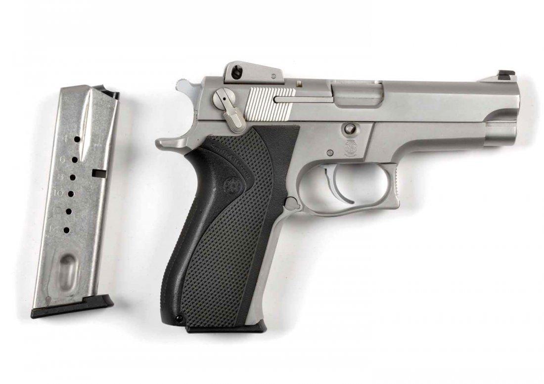 **Boxed S&W Model 5906 Pistol. - 4