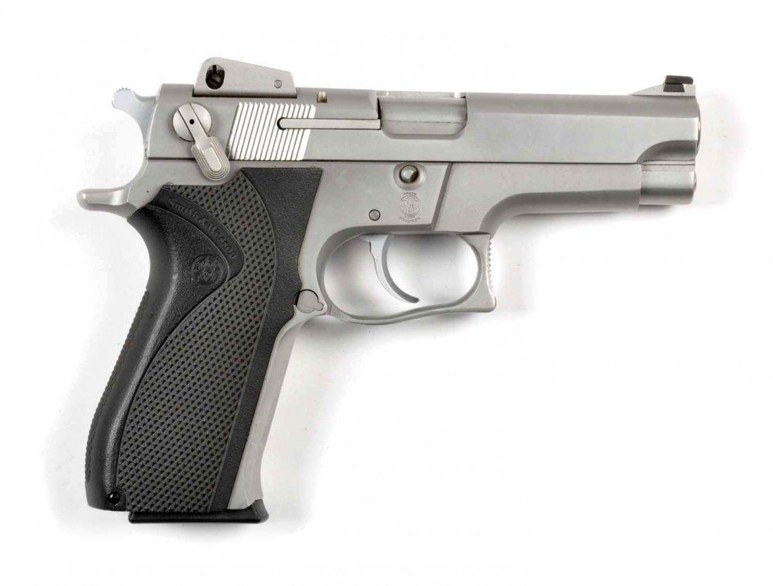 **Boxed S&W Model 5906 Pistol. - 5