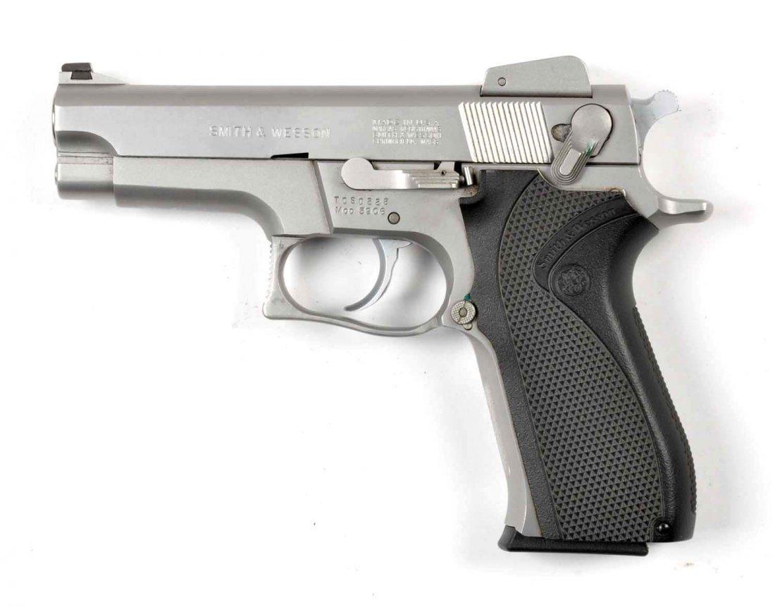 **Boxed S&W Model 5906 Pistol. - 6