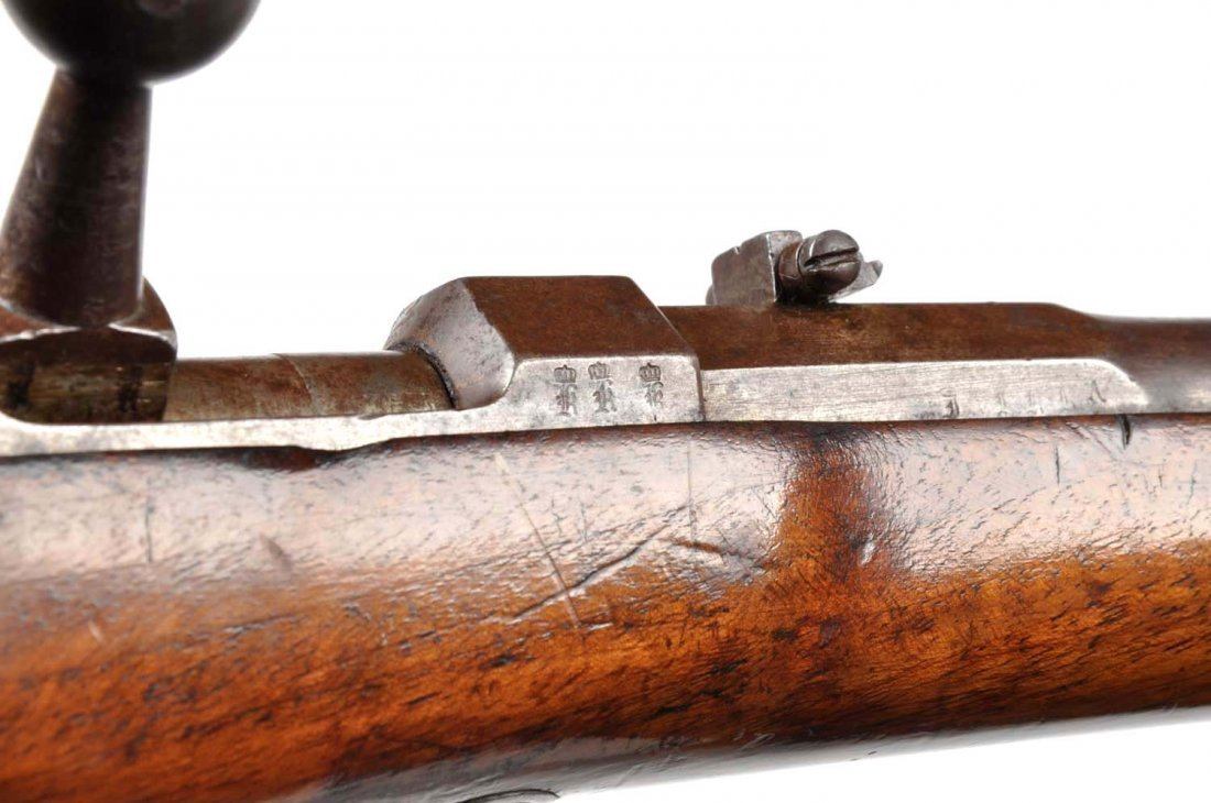 Prussian Dreyse M1857 Cavalry Needle Carbine. - 4
