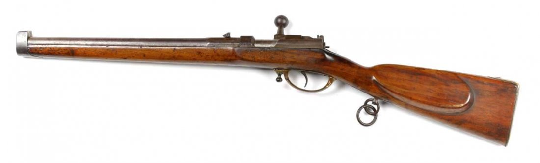 Prussian Dreyse M1857 Cavalry Needle Carbine. - 5