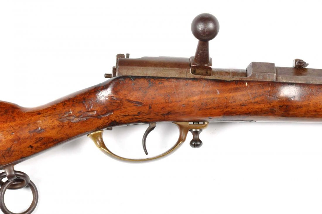 Prussian Dreyse M1857 Cavalry Needle Carbine. - 6