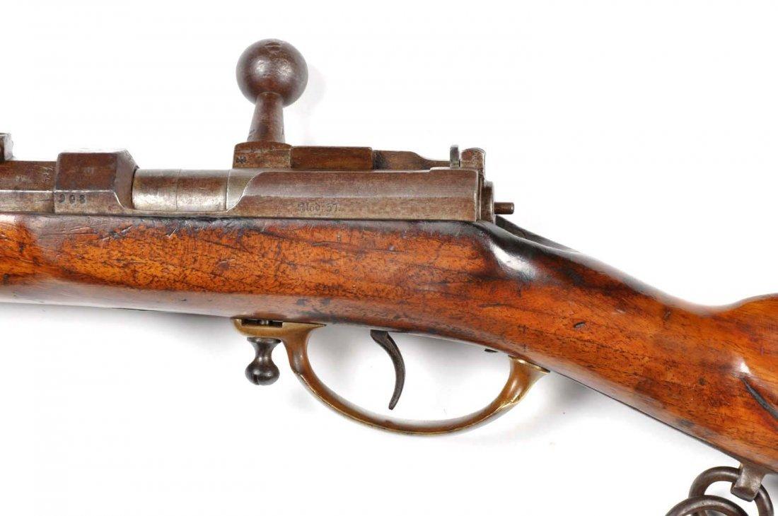 Prussian Dreyse M1857 Cavalry Needle Carbine. - 7