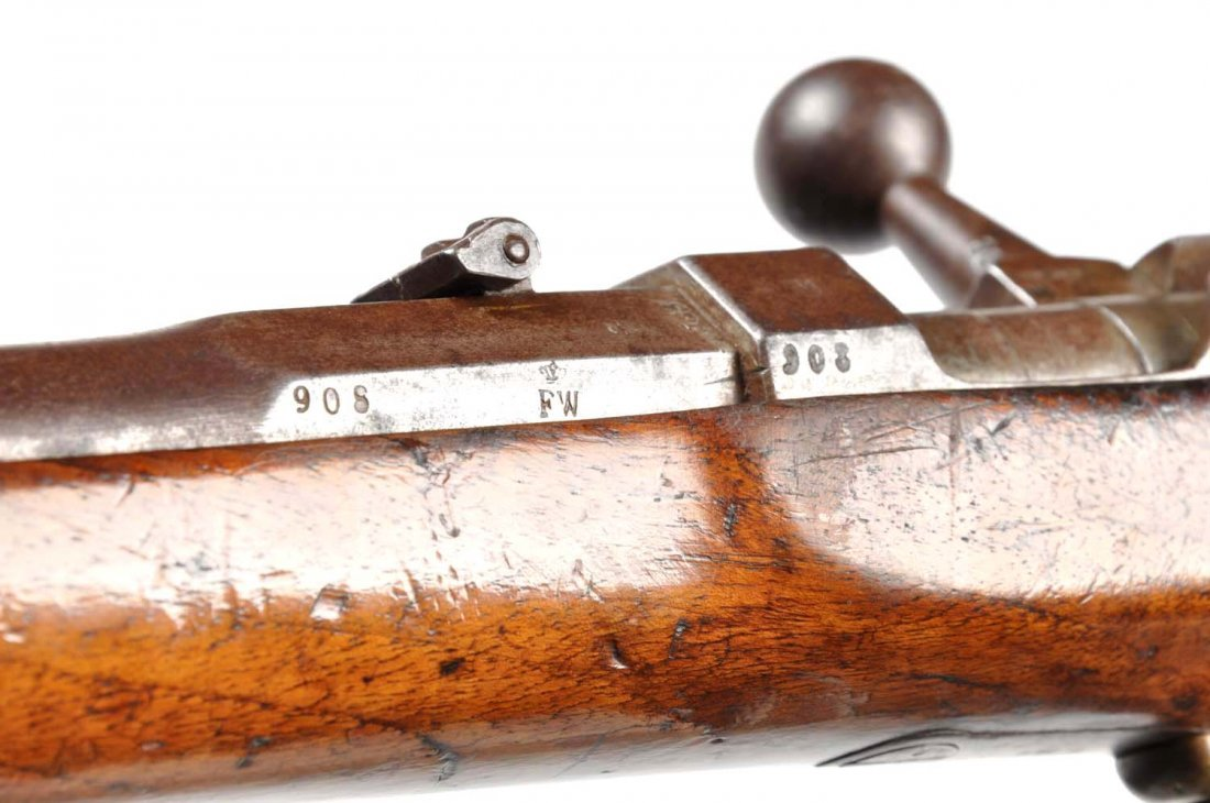 Prussian Dreyse M1857 Cavalry Needle Carbine. - 9