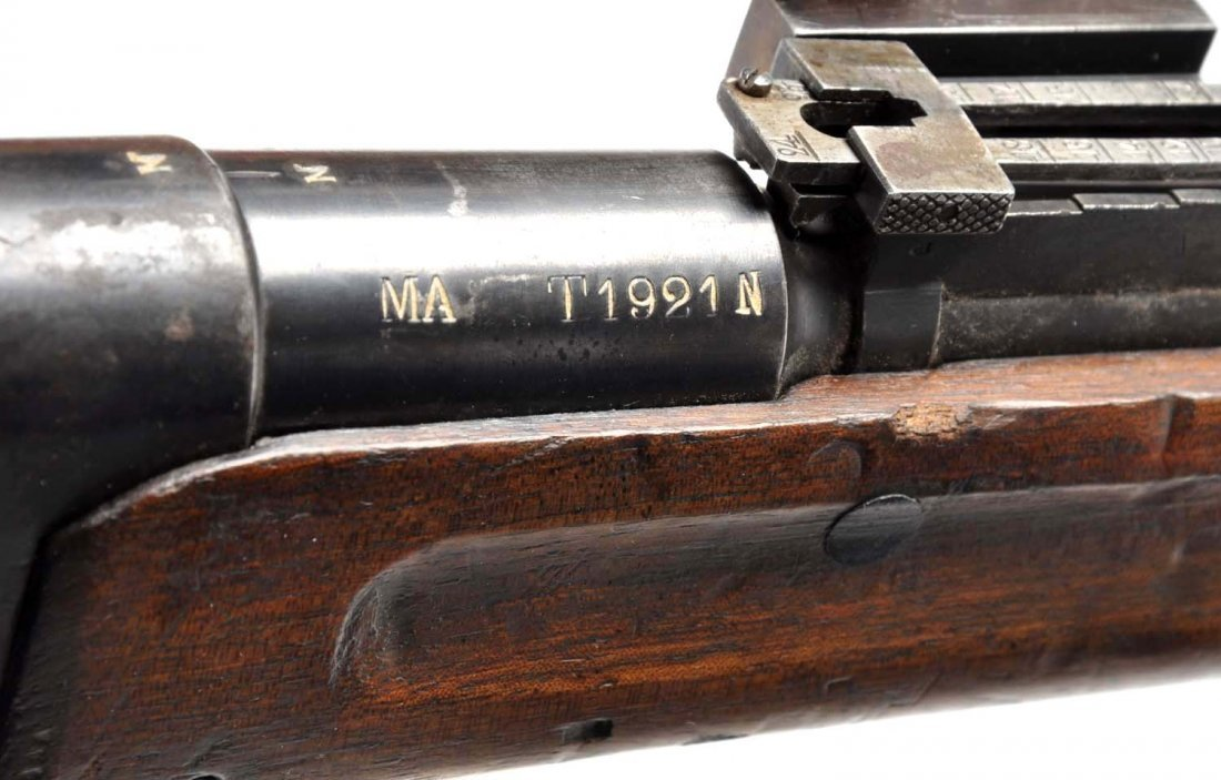 **French WWI Model 1886 Sniper Rifle. - 7