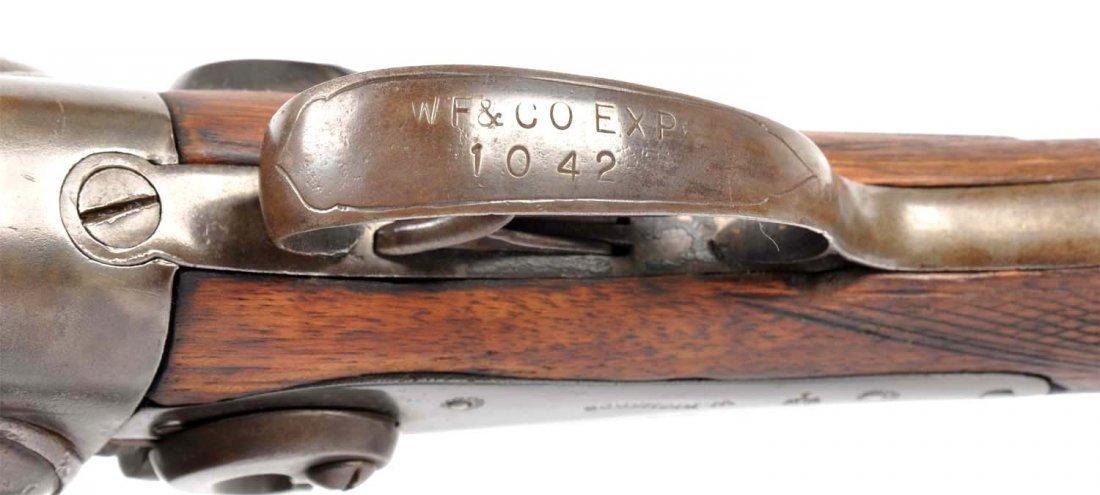 W. Richards Exposed Hammer Coach Gun. - 7
