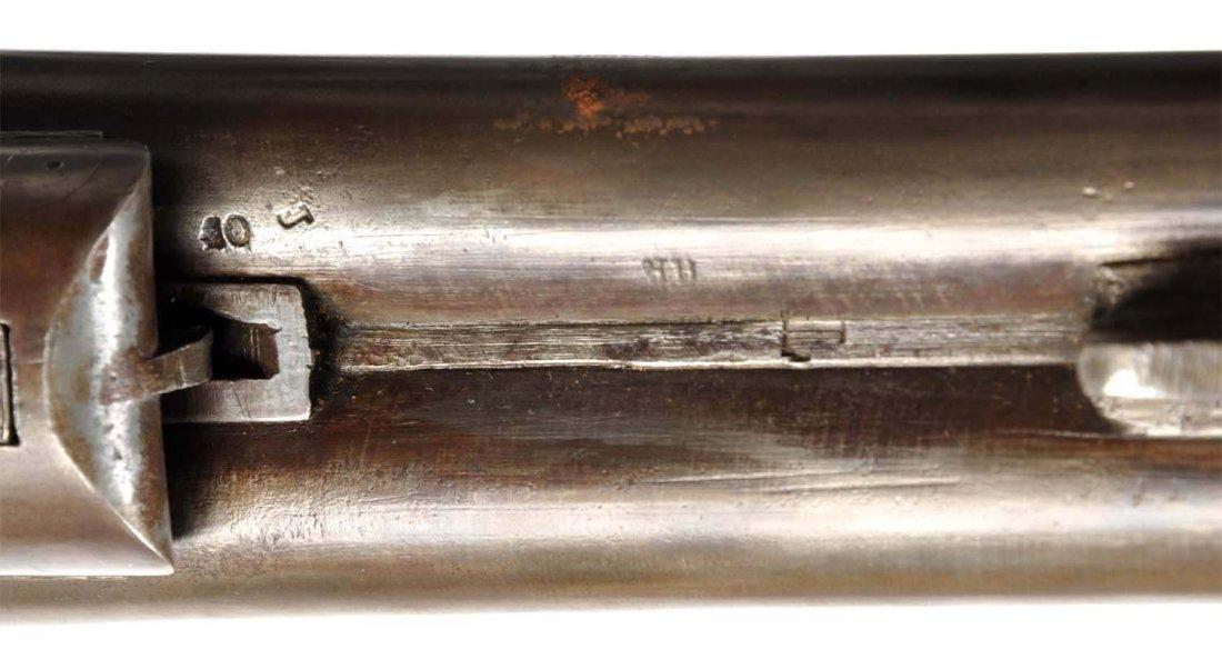 W. Richards Exposed Hammer Coach Gun. - 9