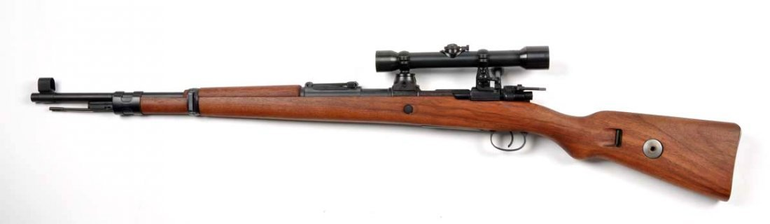 **Custom Mauser Model 98 Sniper Rifle. - 2