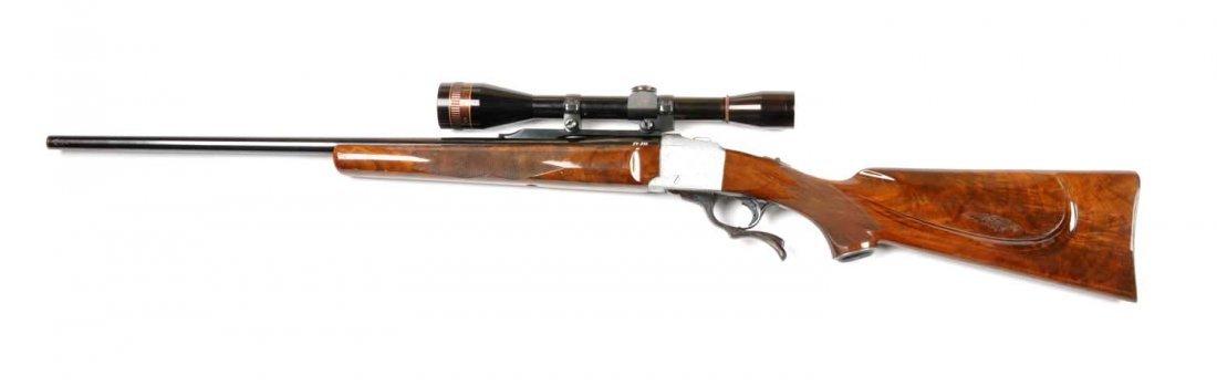 **Ruger No. 1 .22-250 Quantity Single Shot Rifle. - 3