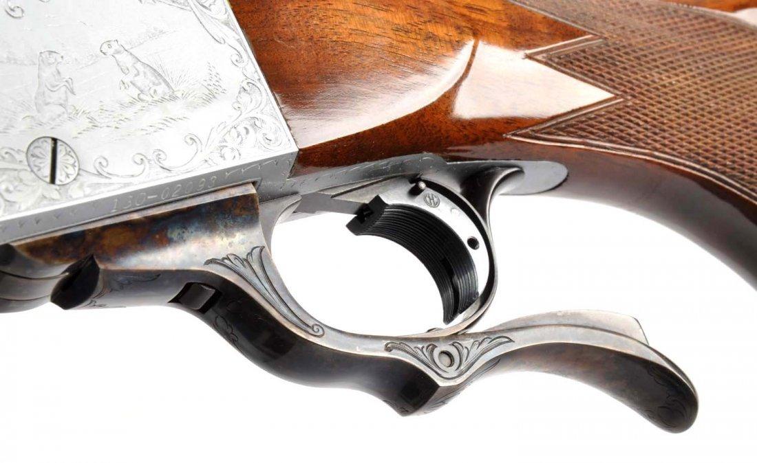 **Ruger No. 1 .22-250 Quantity Single Shot Rifle. - 6