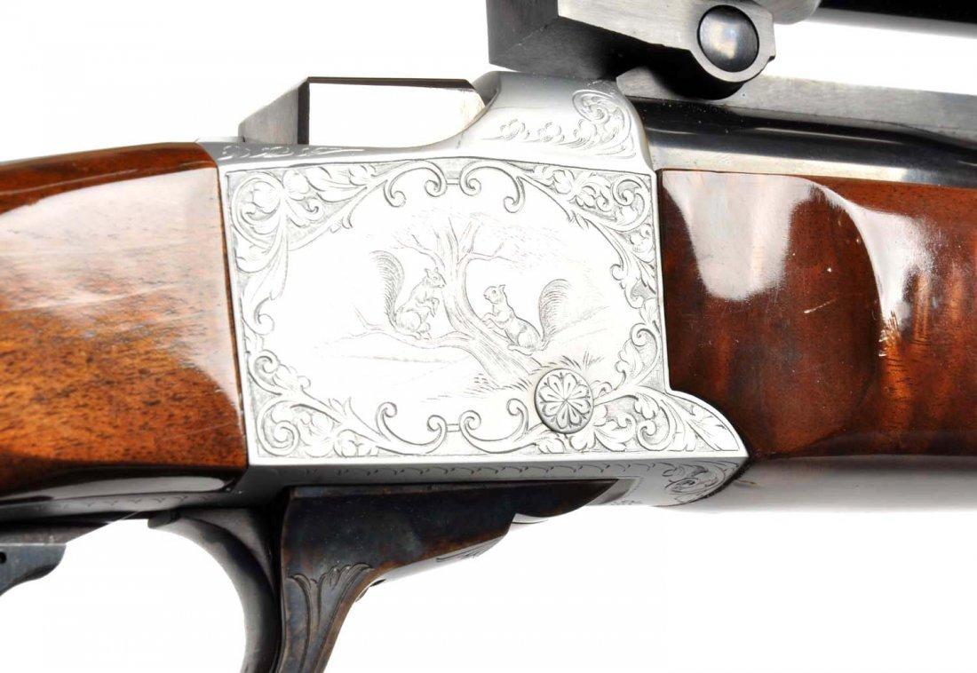 **Ruger No. 1 .22-250 Quantity Single Shot Rifle. - 7