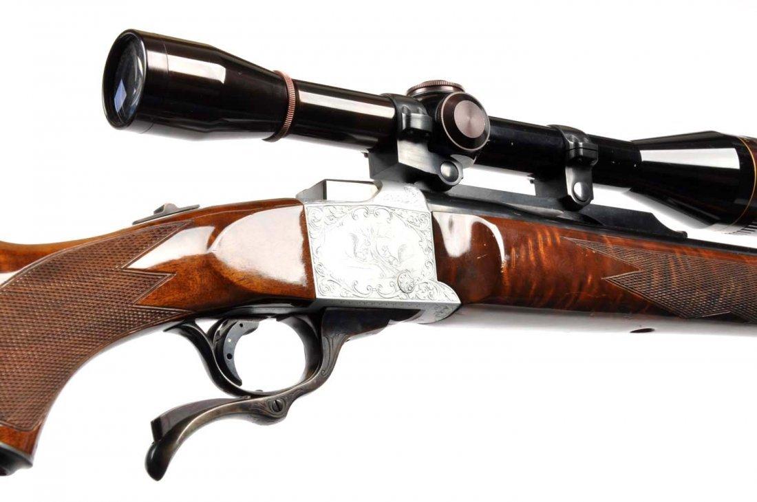 **Ruger No. 1 .22-250 Quantity Single Shot Rifle. - 8