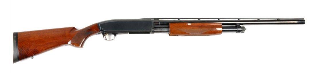 **Browning BPS 12 Ga. Pump Shotgun.