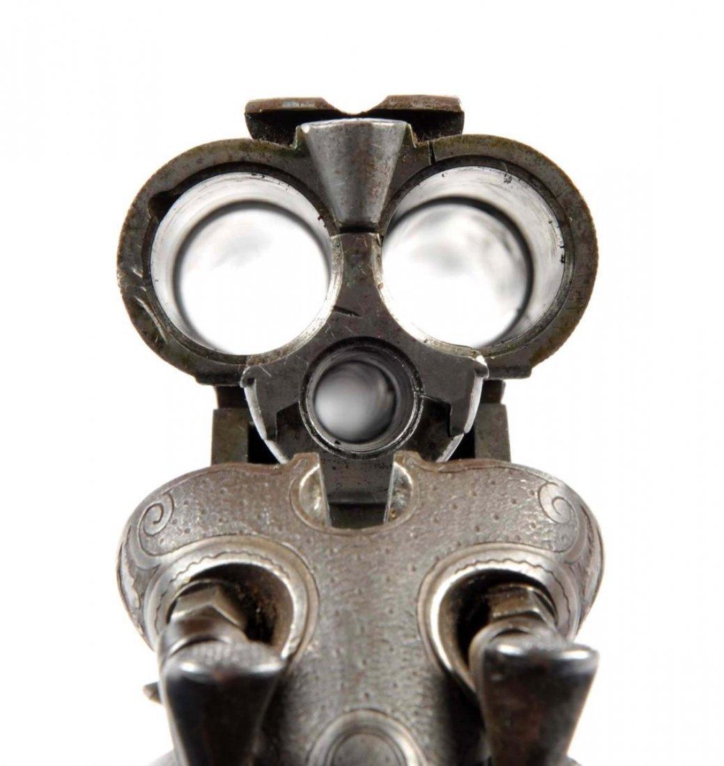 **J. Schneider Barrel 3-Drilling 16 Ga. Shotgun. - 7