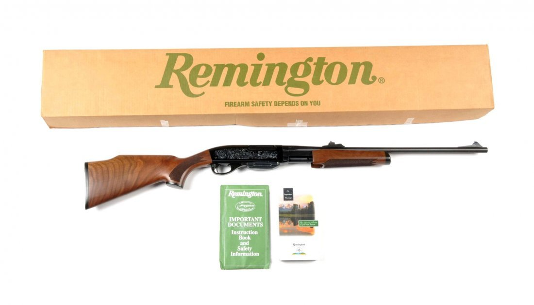 **Remington 7600 7mm-08.